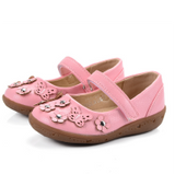 Butterfly Leather Shoes - TheBabyShoppie