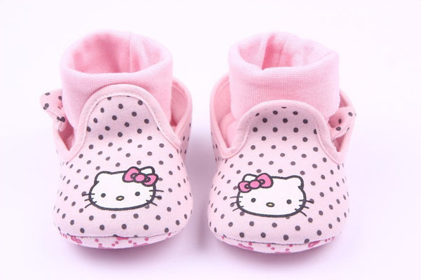 Hello Kitty Baby Shoes - TheBabyShoppie
