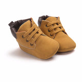 Baby Leather Kicks (US 1-3) - TheBabyShoppie