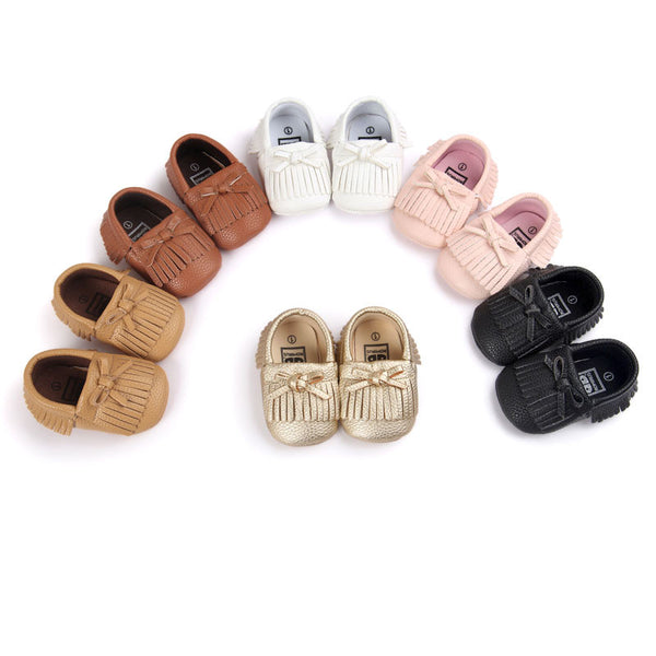 Buttercup Baby Moccasin - TheBabyShoppie
