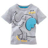 Zappy Boys Printed T-shirts - TheBabyShoppie