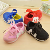 Breathable Mesh Kicks - TheBabyShoppie
