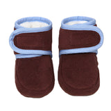 Lovely Warm Cotton Padded Baby Boots - TheBabyShoppie