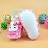 Pink Crib Shoes - USA Exclusive - TheBabyShoppie