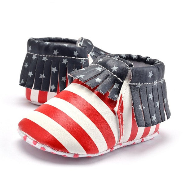 Baby Moccs - US Independence Day Special - TheBabyShoppie