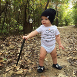 Harry Potter Unisex Romper - TheBabyShoppie