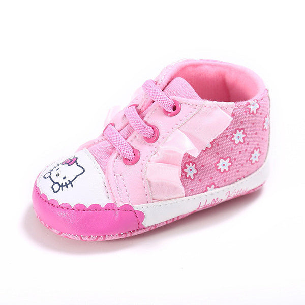 Hello Kitty Pink Sneakers - TheBabyShoppie