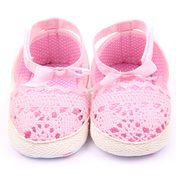 Summer Knitted Baby Sandals - TheBabyShoppie