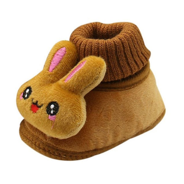 Plush Bunny Booties - TheBabyShoppie