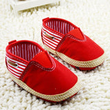 Sailor Canvas Shoes - TheBabyShoppie
