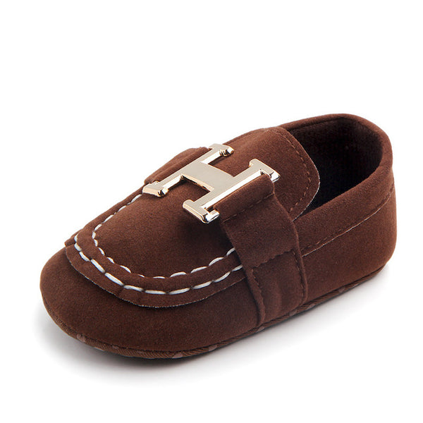 Henry Crib Loafers - TheBabyShoppie