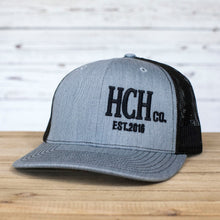 HCH Heather Gray/Black