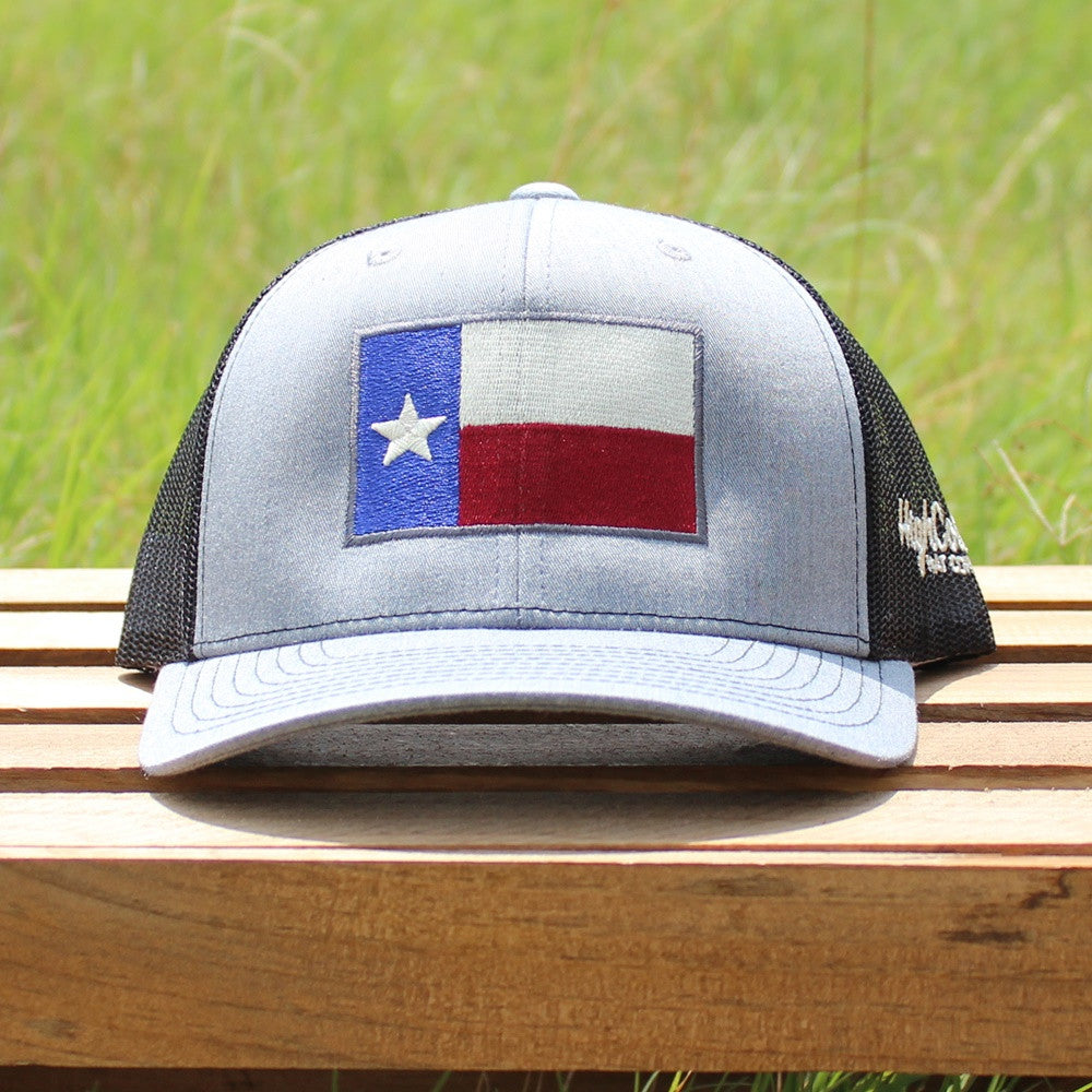Texas Heather Gray/Black