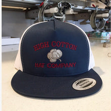 Cotton Top Flat Bill