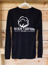 Deep South Long Sleeve - Black