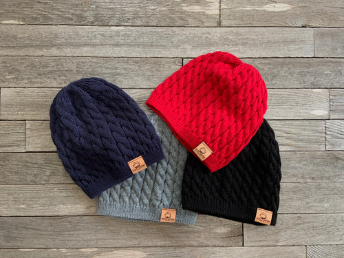 Ladies Quilted Beanie