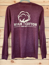 Deep South Long Sleeve - Maroon