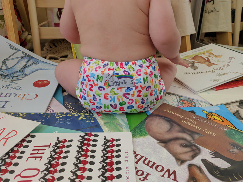 Why Cloth Nappies are Better for Family Day Carers