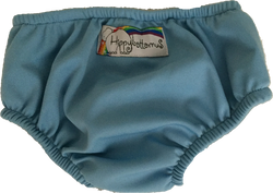 Hippybottomus reusable swim nappy - blue