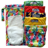 Hippybottomus Trial Reusable Nappy Pack Australia