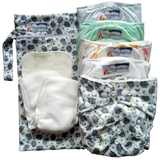 Hippybottomus Trial Reusable Nappy Pack Australia Unisex