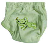 Hippybottomus Reusable Training Pants - Frog