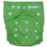 Stay-Dry Bamboo Cloth Nappy - Green