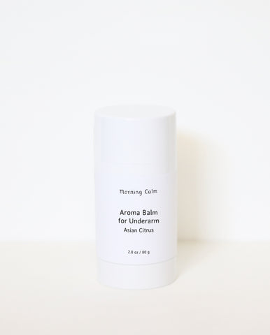 Aroma Balm for Underarm : Asian Citrus