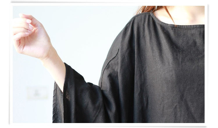 Modern Zen Meditation/Spiritual Cloak for Ladies (Free size cotton)