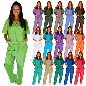 Scrubs Cost Alot of Money and Finally Here's a Solution