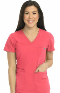 Med Couture Energy Mia V-Neck Scrub Top
