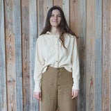 Claire Top - Cream
