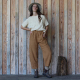 Billow Pants - Rust