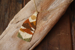 Seed of Life Mountains Necklace