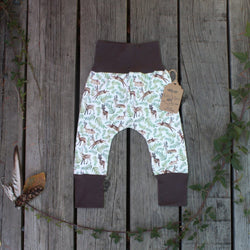 Grow With Me Pants - Love You Deerly