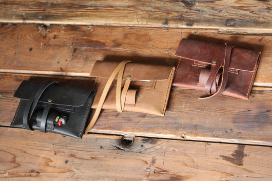 Leather Smoking Pouch