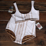 Rooted Swimsuit - Tribe