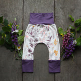 Grow With Me Pants - Wildflower