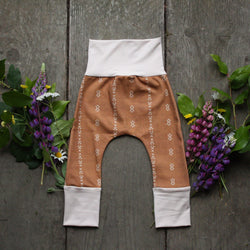 Grow With Me Pants - Terra