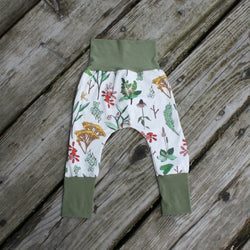 Grow With Me Pants - Herbalist
