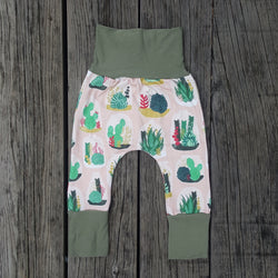 Grow With Me Pants - Tiny Terrariums