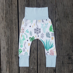 Grow With Me Pants - Agave