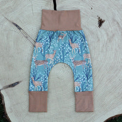 Grow With Me Pants - Fawn