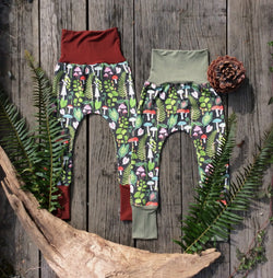 Grow With Me Pants - Forest Fable