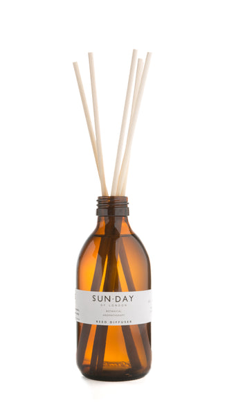 Botanical Reed Diffuser - Rooftop Garden