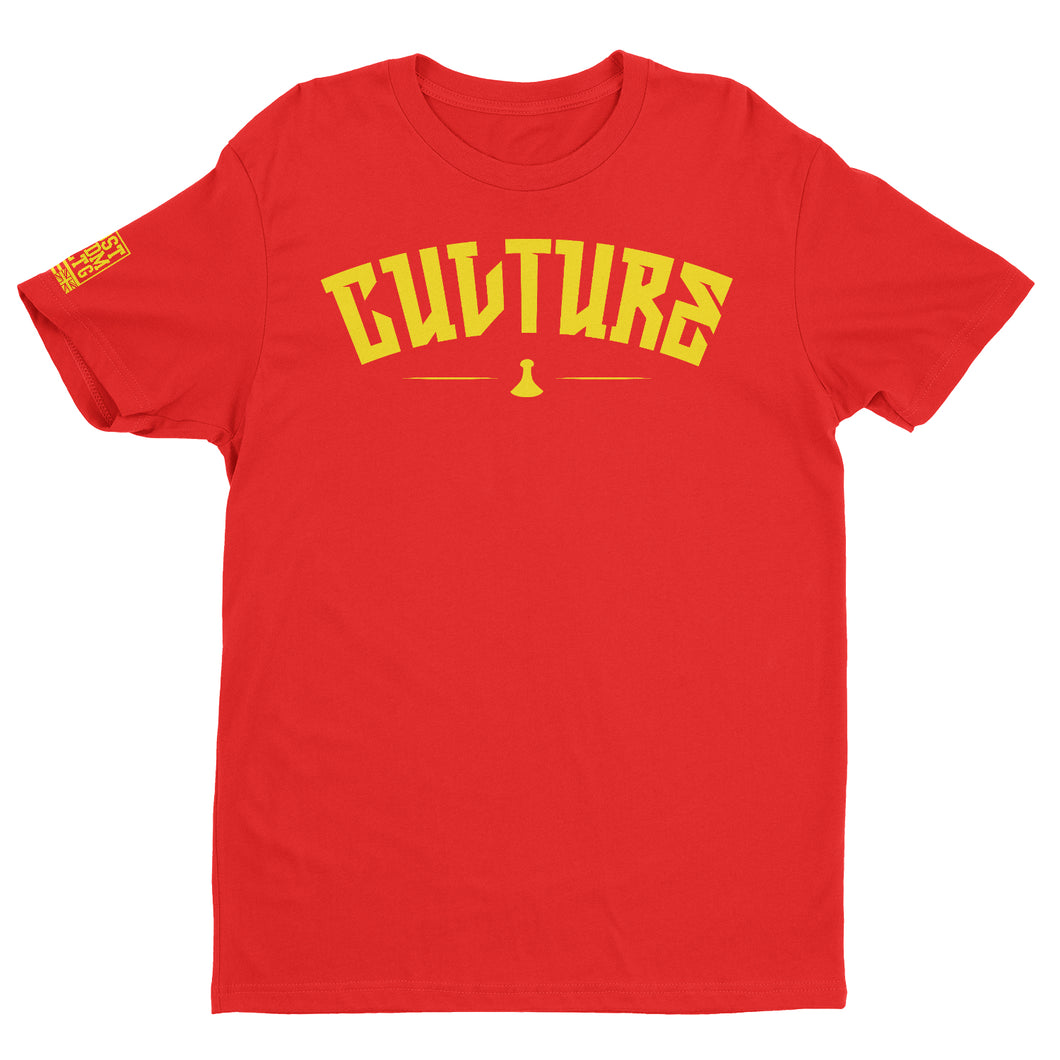 Culture II Hawaii T | Hawaiian T Shirt - Front