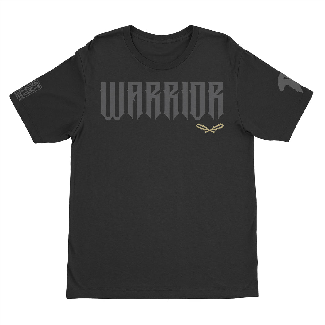 Warrior Hawaii T | Hawaiian T Shirt - Front