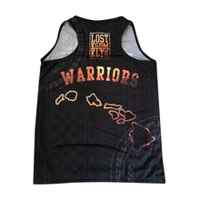 Warrior Racerback | Hawaiian Jersey