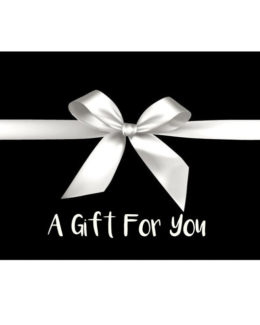 Gift Certificate (Posted)