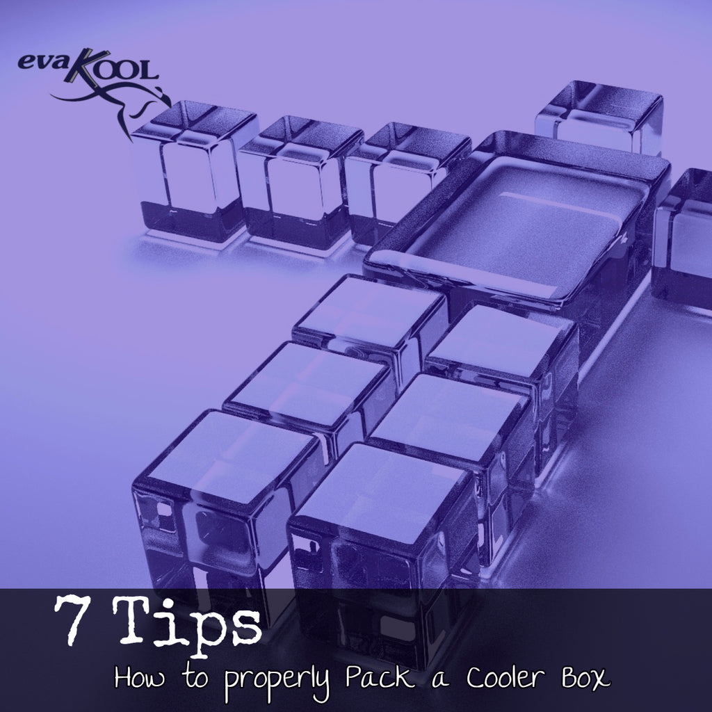 7 Tips on how to properly pack an Icecool Evakool Coolerbox